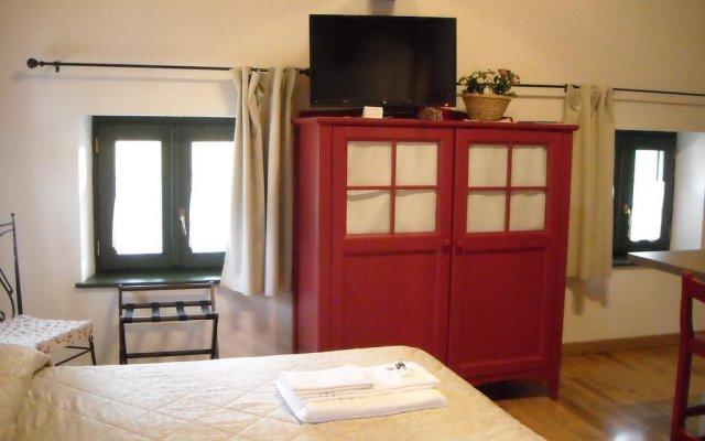 Отель Albergo Diffuso Polcenigo P.Lacchin Корденонс комната для гостей