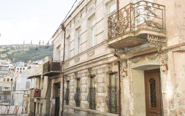 Апартаменты Tbilisi Core: Aquarius Apartment вид на фасад