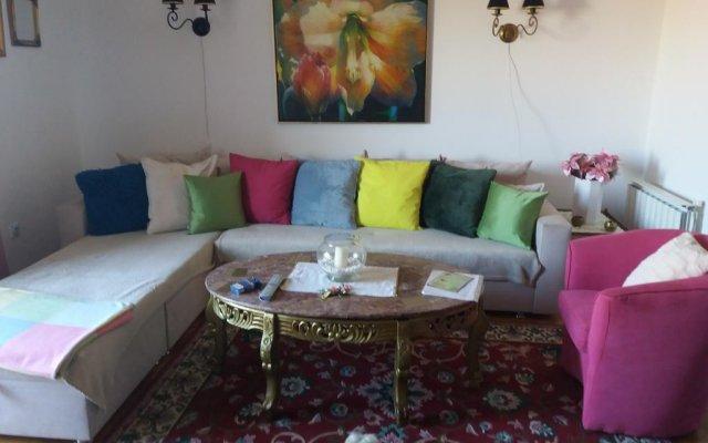 Апартаменты Gold Apartments Белград комната для гостей