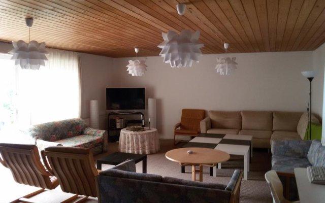 Отель Villa Sø Дания, Оденсе - отзывы, цены и фото номеров - забронировать отель Villa Sø онлайн комната для гостей