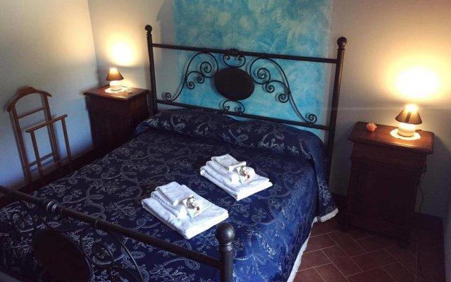 Отель Agriturismo IPoderi Pietraporciana Кьянчиано Терме комната для гостей