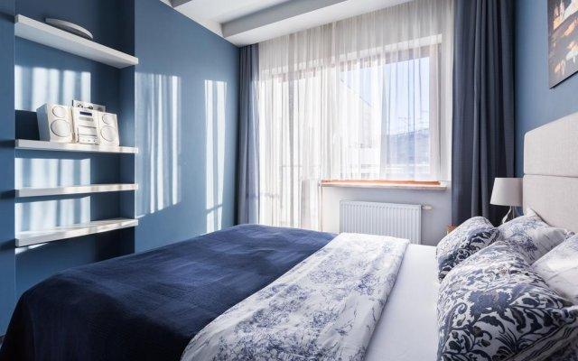 Апартаменты Elite Apartments Garbary Old Town комната для гостей