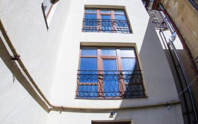 Hostel OK вид на фасад