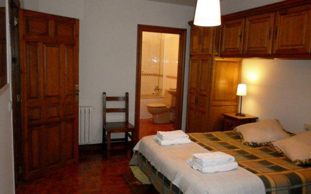 Отель Casas Rurales y Apartamentos La Hornera комната для гостей