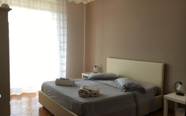 Отель B&B Panoramic Сиракуза комната для гостей