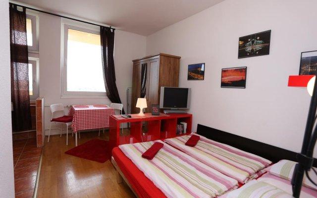 Апартаменты Gorbatchov Studio комната для гостей