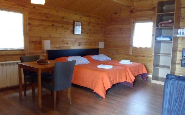 Отель Apartamento Turístico de Arija комната для гостей