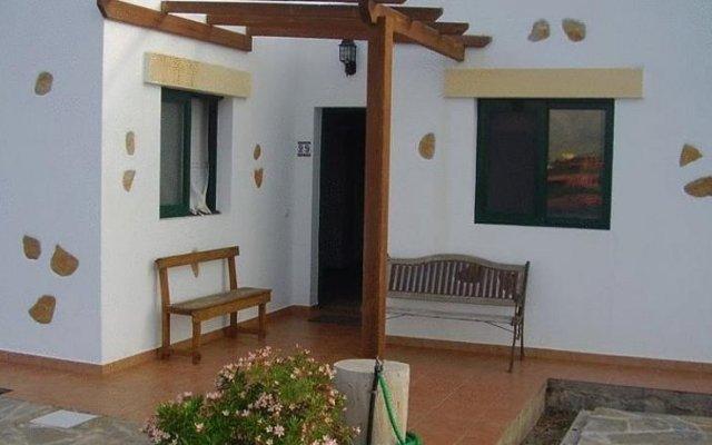 Отель Villas La Fuentita Лас-Плайитас комната для гостей
