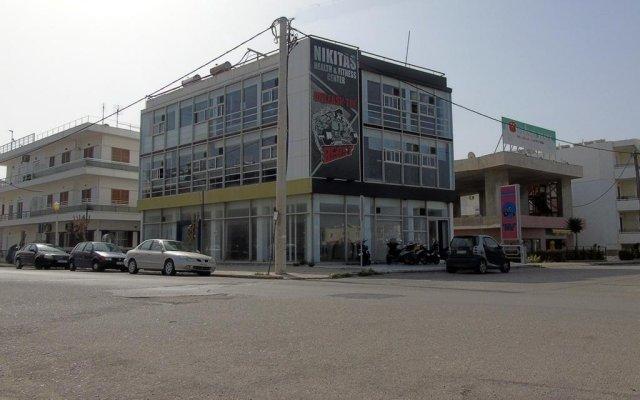 Star Hotel Родос вид на фасад