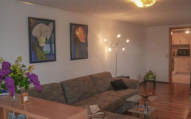 Отель Ferienwohnung Am Elberadweg Германия, Дрезден - отзывы, цены и фото номеров - забронировать отель Ferienwohnung Am Elberadweg онлайн комната для гостей