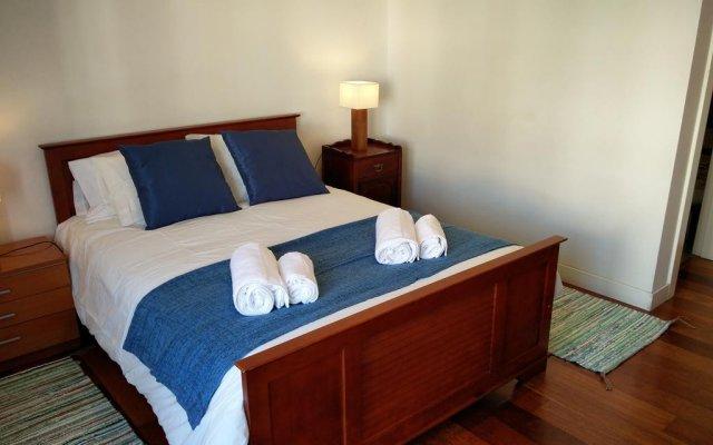 Апартаменты Páteo Central Apartment комната для гостей