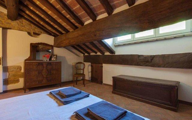 Отель Bacialupo Bed&Breakfast Сан-Мартино-Сиккомарио комната для гостей