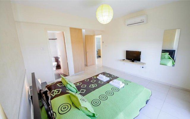 Отель Oceanview Villa 089 Кипр, Протарас - отзывы, цены и фото номеров - забронировать отель Oceanview Villa 089 онлайн комната для гостей