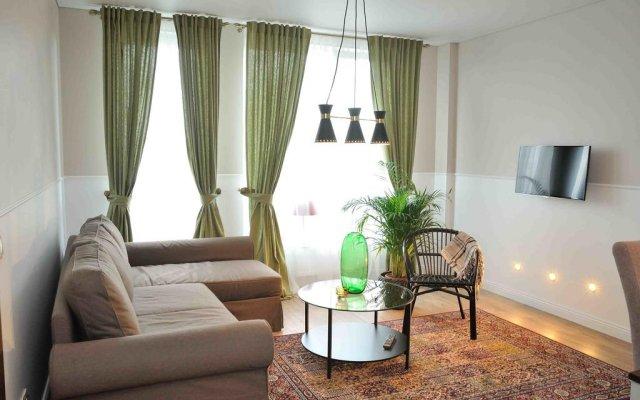 Отель Simonos apartamentai комната для гостей