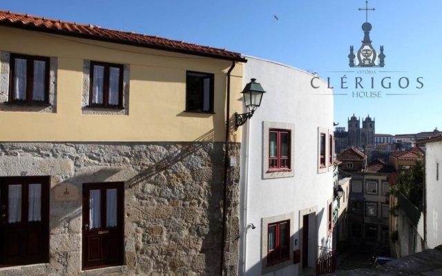 Отель Vitória Clérigos House вид на фасад