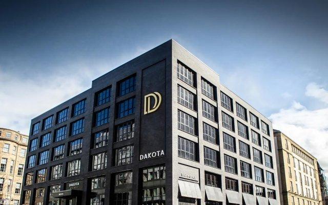 Отель Dakota Glasgow вид на фасад