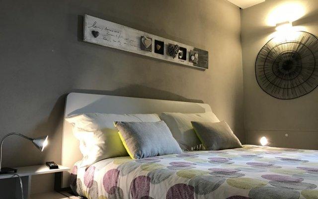 Отель B&B VerdeNoce Альбино комната для гостей