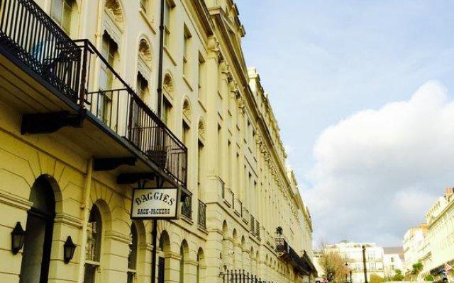 Отель Baggies Backpackers Великобритания, Брайтон - отзывы, цены и фото номеров - забронировать отель Baggies Backpackers онлайн