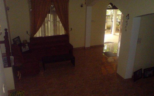 Отель Pathman Hikkaduwa комната для гостей