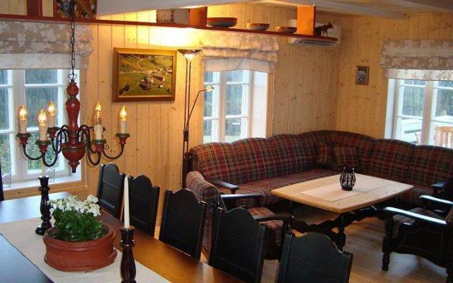 Отель Dale Gård интерьер отеля