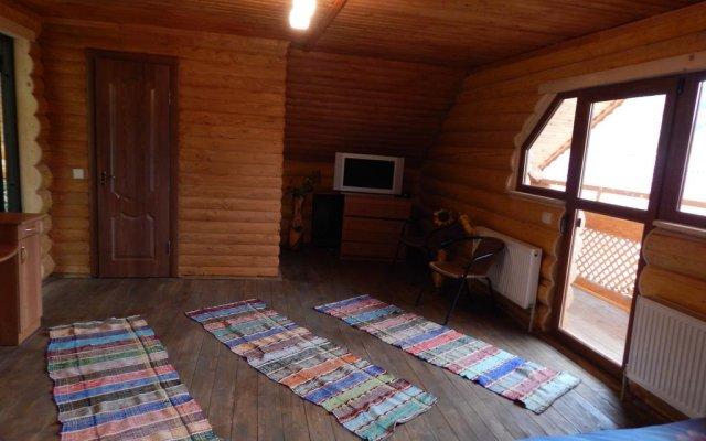 Отель Domik Zubanicha Волосянка комната для гостей