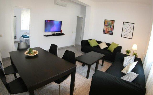 Отель Moreryadom Барселона комната для гостей