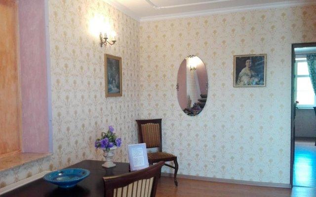 Отель Pensjonat Bursztynowe Piaski комната для гостей