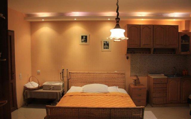 Апартаменты Luca Apartment комната для гостей