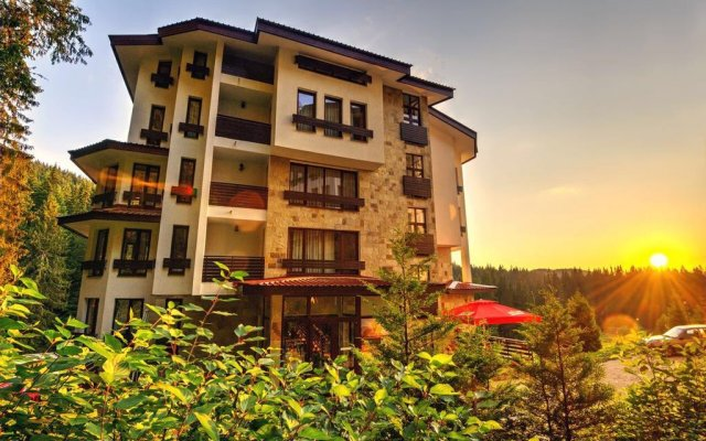 Hotel Ela (Paisii Hilendarski) вид на фасад