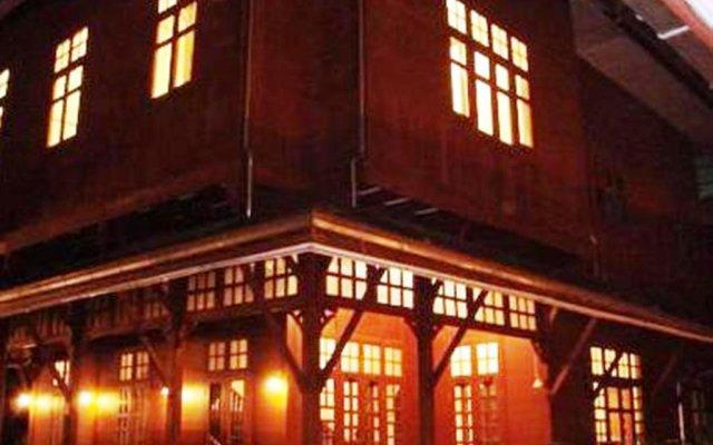 Отель Baan Boran вид на фасад