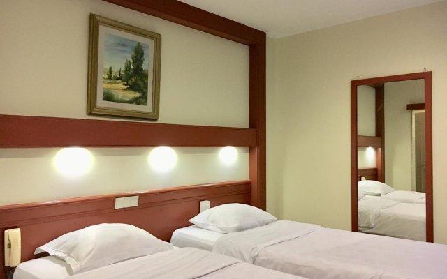 Отель Le Sud комната для гостей