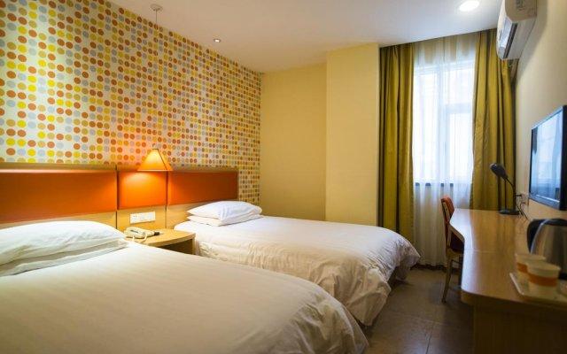Отель Home Inn Beijing Capital Airport Terminal No. 3 комната для гостей