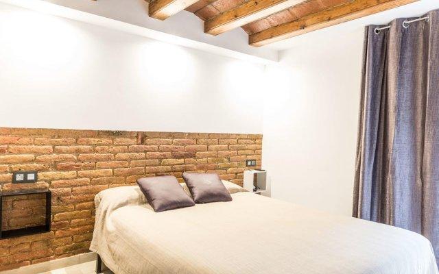 Отель Radas Испания, Барселона - отзывы, цены и фото номеров - забронировать отель Radas онлайн комната для гостей