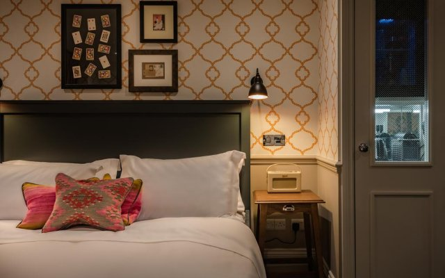 Отель King Street Townhouse Великобритания, Манчестер - отзывы, цены и фото номеров - забронировать отель King Street Townhouse онлайн комната для гостей