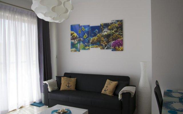 Отель Tulip Court Penthouse Буджибба комната для гостей