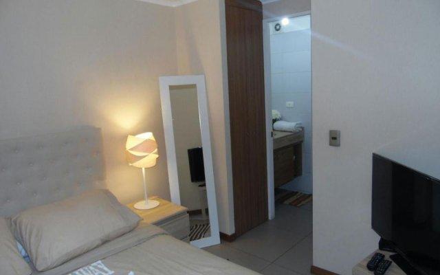 Отель Tucapel Чили, Сантьяго - отзывы, цены и фото номеров - забронировать отель Tucapel онлайн комната для гостей