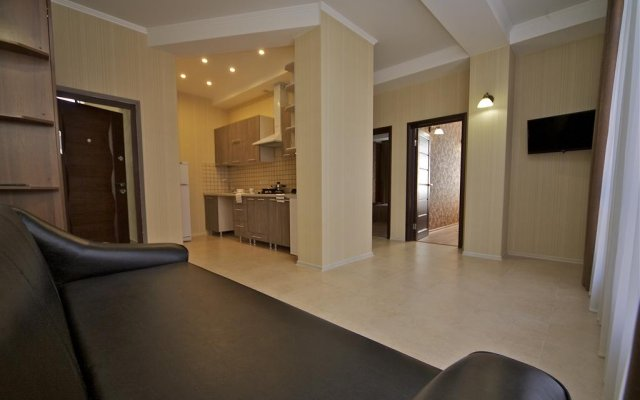 Гостиница Blagoe ApartHotel комната для гостей