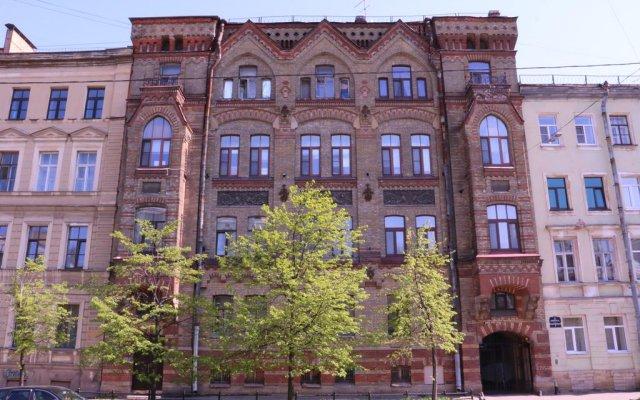 Hostel Shtraus House вид на фасад