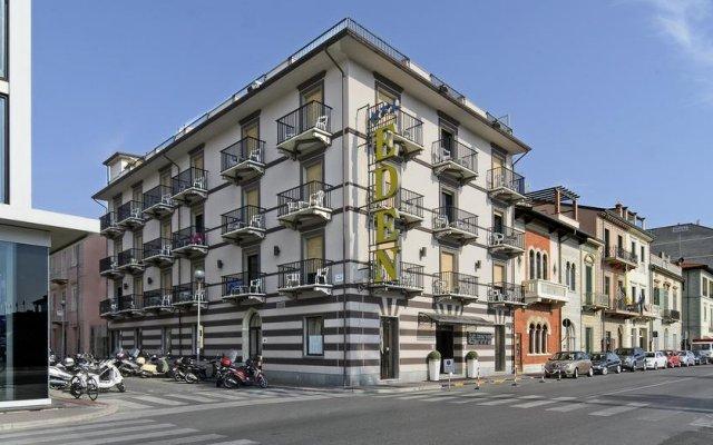Hotel Eden вид на фасад