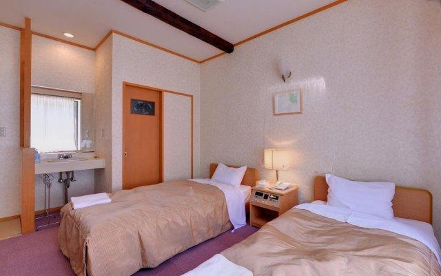 Отель Sachinoyu Onsen Насусиобара комната для гостей