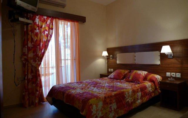 Отель Haus Platanos комната для гостей