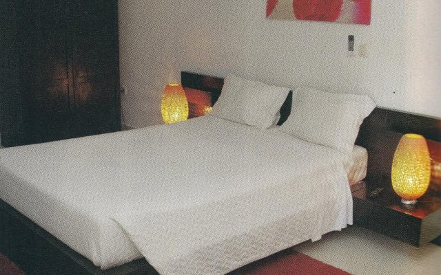 Hotel Kawissa Saurimo комната для гостей