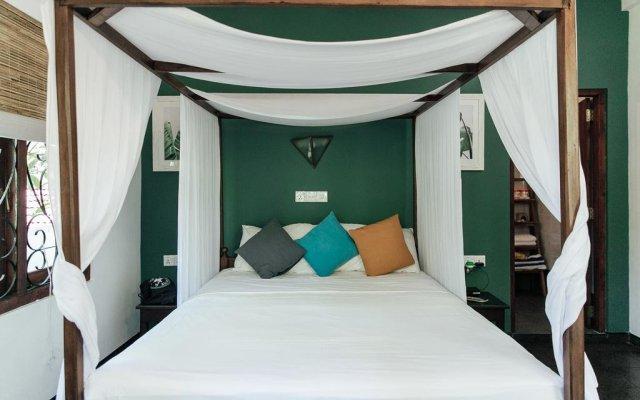 Отель Bedspace Unawatuna комната для гостей