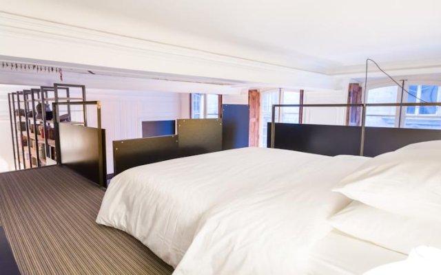 Отель Cheval d'argent Франция, Лион - отзывы, цены и фото номеров - забронировать отель Cheval d'argent онлайн комната для гостей