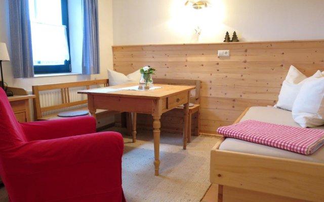 Отель Appartements Rettensteiner комната для гостей