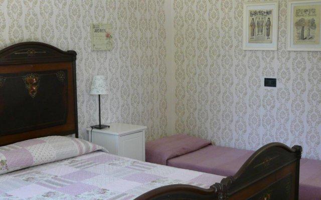 Отель Villa Pille Монцамбано комната для гостей
