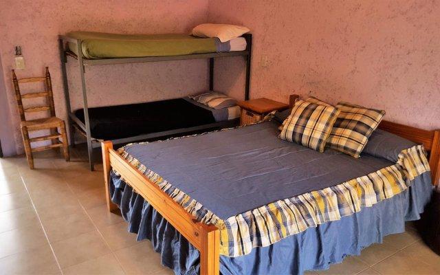 Отель Cabañas Agata Сан-Рафаэль комната для гостей