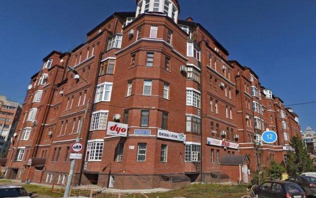 Гостиница Rooms Esperanto вид на фасад