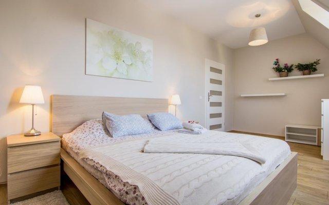 Отель Apartamenty Oaza Zakopane Закопане комната для гостей