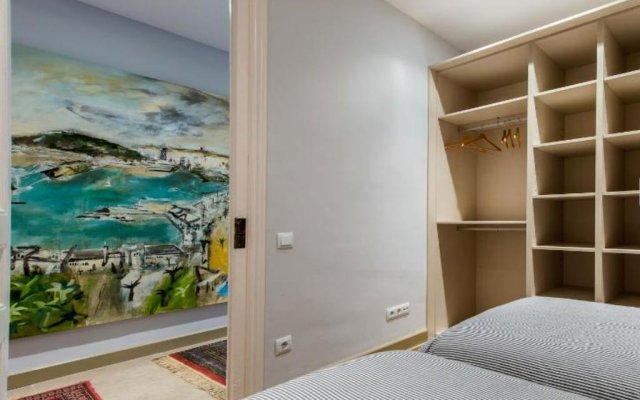 Отель Provenza Flat Барселона комната для гостей